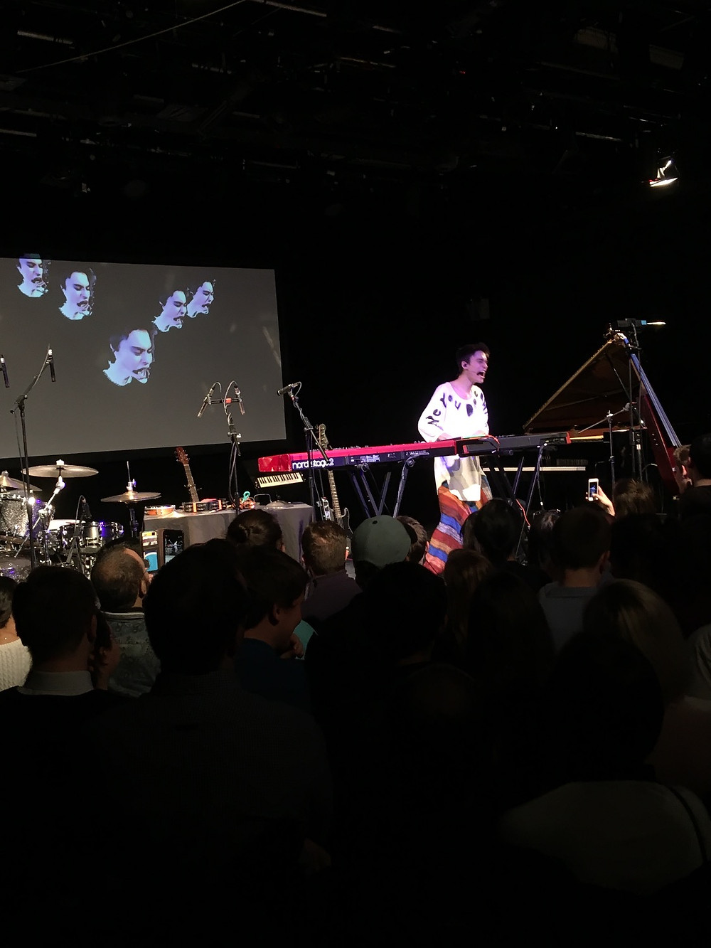 Jacob Collier at ICA, December 2017
