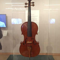 Jan Špidlen violin, 2003