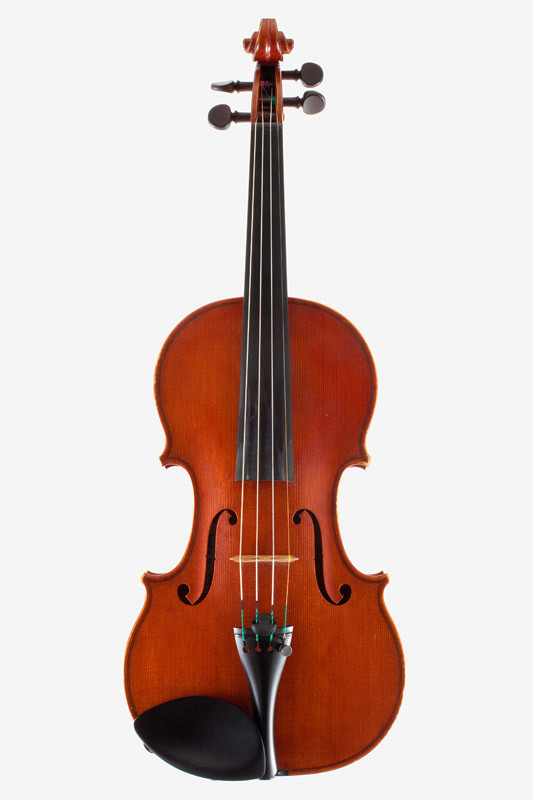 Peter Beare violin, 2010