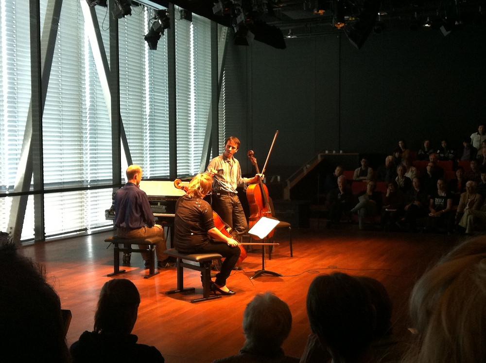 Jean-Guihen cello masterclass