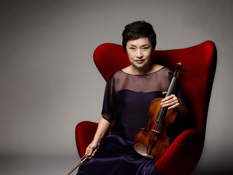The return of Kyung Wha Chung