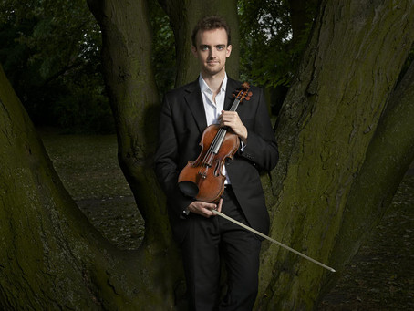Violin competitions: participant's view