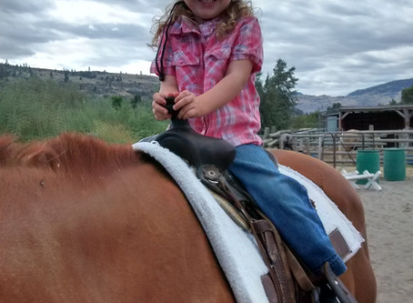 How young is too young to ride a horse?
