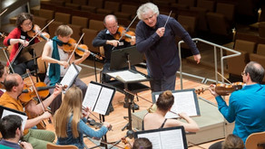 My week with Simon Rattle