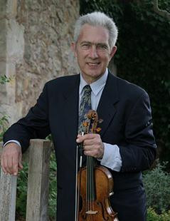 Arnold Steinhardt: 'Don't put your parents in hock to buy a violin'