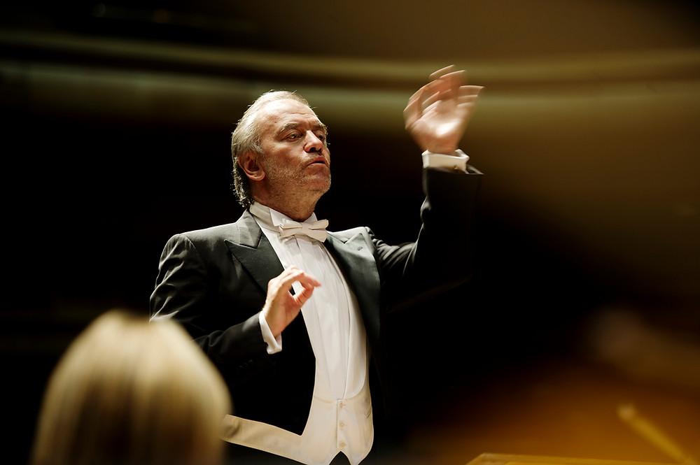 Valery Gergiev. Photo: LSO Live/Alberto Venzago