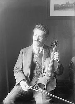 Fritz Kreisler: 'To practise is a bad habit'