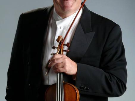 Pinchas Zukerman: violin geek
