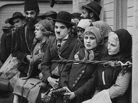 Chaplin's The Immigrant