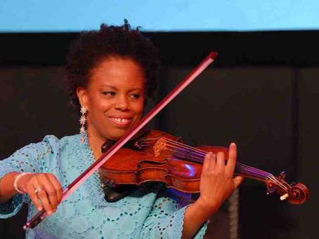 Interview with violinist Regina Carter