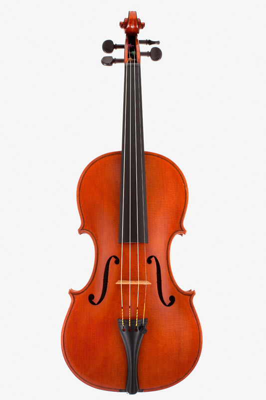 Andrew Fairfax violin, 2013