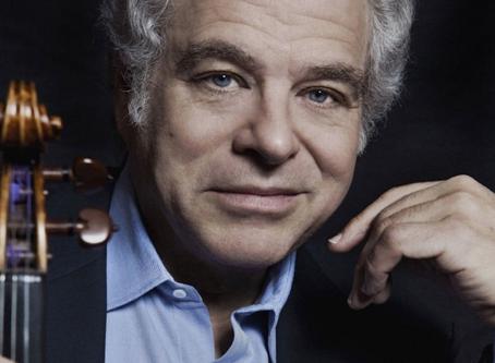 Itzhak Perlman on his violin heroes