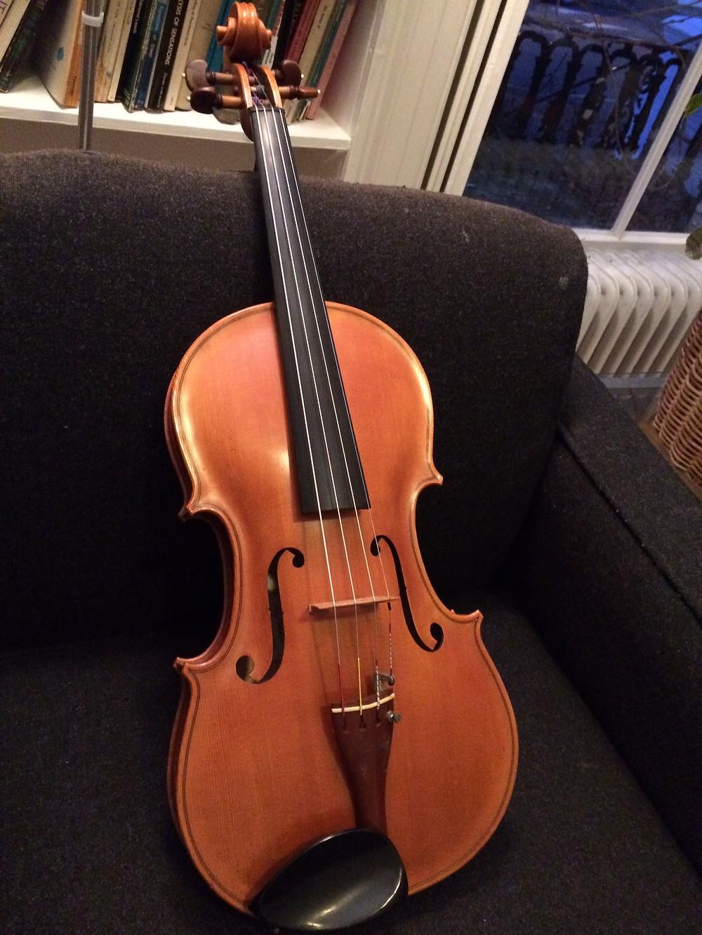 Rex England viola