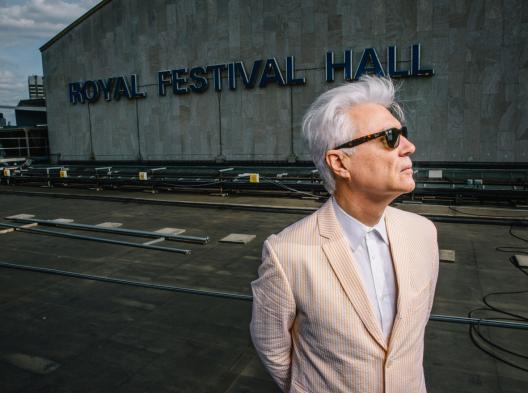 David Byrne's Meltdown Festival