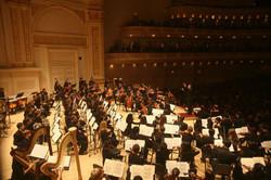 Carnegie Hall, 2013