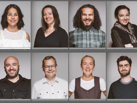 UP 2.0 - de nye, hotteste filmtalentene innen norsk film.