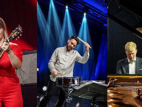 Konsertopptak for Talent Norge