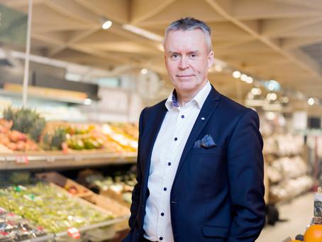 Stein Rømmerud for NorgesGruppen