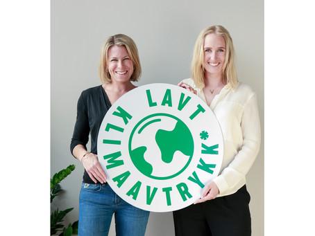 Orkla lanserer matvarer med klimamerking.