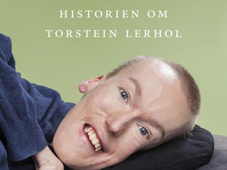 Coverfoto på boka til Torstein Lerhol