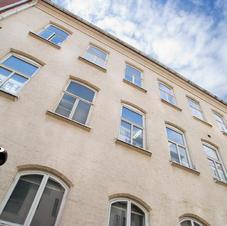 Her bor vi - Karlstadgata 8