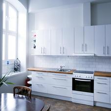 Kjøkken, nytt fra KVIK
