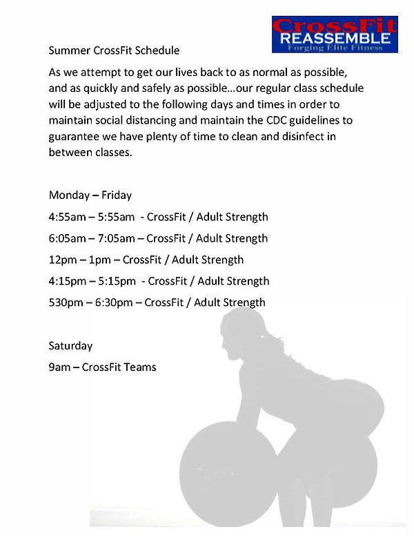 Summer 2020 CrossFit Schedule.jpg