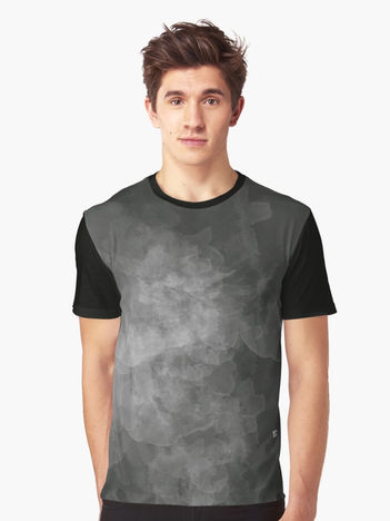 Concrete #grey #minimal #design #kirovair #decor #buyart Grafik T-Shirt