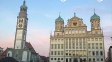 Hello, Augsburg! Eine Postkarte aus der neuen Heimat + Meine Top 3 Nachsätze für 2019
