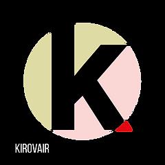 Logo Wortbild Marke Kirovair Sept 19-01.