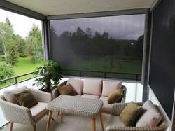 Bilde Zip-screen terrasse Hokksund 2