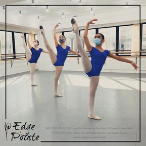 EnP dancers accepted into ABT Program