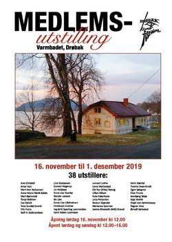 Medlemsutstilling 2019