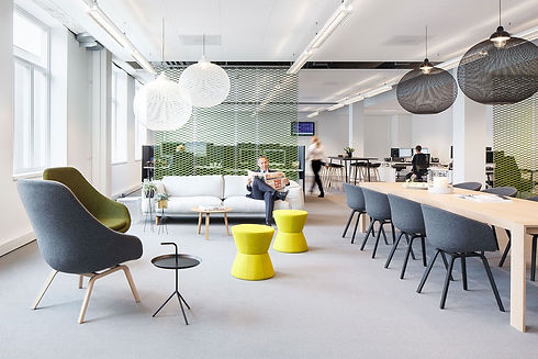 Office Interior_ A Contemporary, Modern