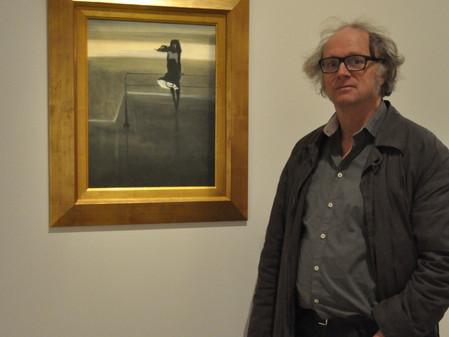 Werk van Piet Duthoit in museum Mu.Zee te Oostende