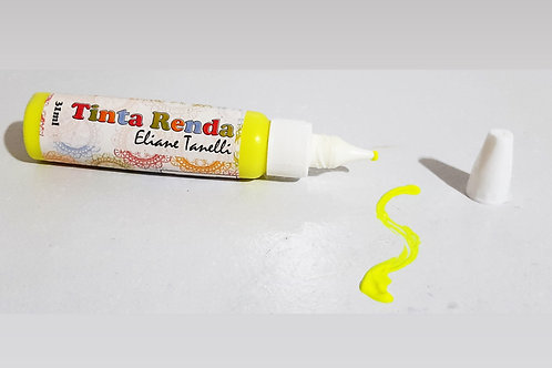 Tinta Renda NEON Amarelo