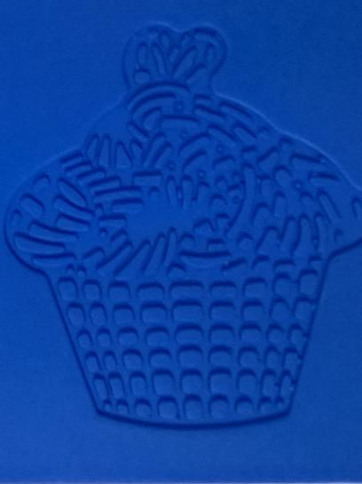 Ref. 008 - MOLDE  CUPCAKE M – medidas: 5 x 7,5 cm