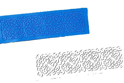 Ref. 024- Renda Renevu – medidas 15,5 x 5 cm