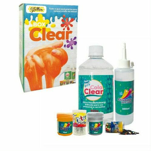 KIT SLIME BOX CLEAR