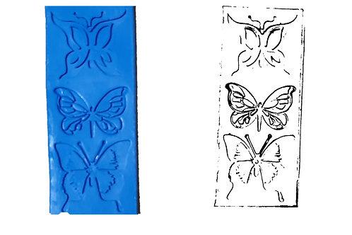 REF. 037 – Trio Borboletas – 15 x 6 cm
