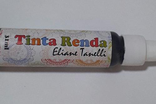 Tinta Renda Grafite metálico