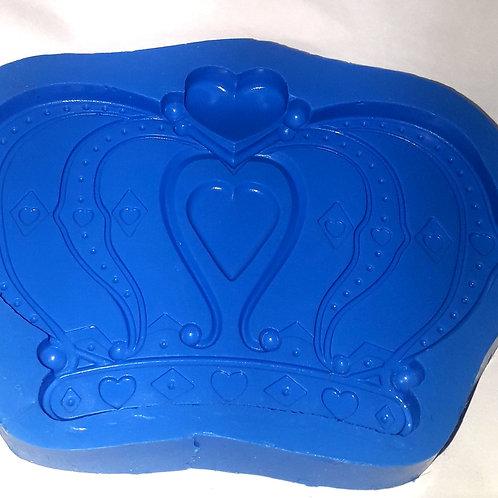 REF 083 Molde de silicone Coros Princesa/Príncipe EXCLUSIVO