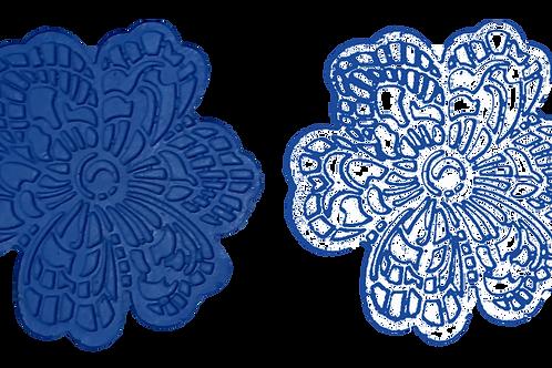 Ref. 007 - FLOR Cerejeira – medidas: 5 x 8 cm