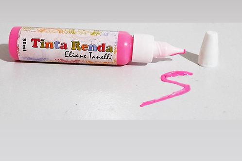 Unidade Tinta Renda Neon rosa