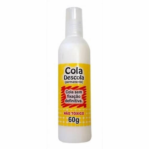 Cola Descola Glitter 60 G