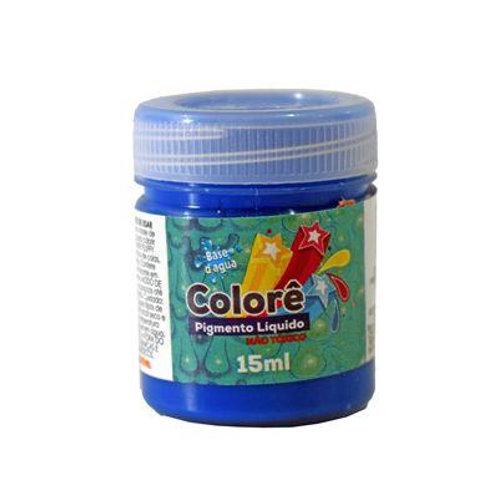 Colorê Gliart Azul NEON