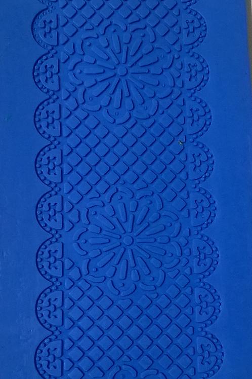 Ref. 006- MOLDE TRAMA G- medida: 37 x 7,5 cm