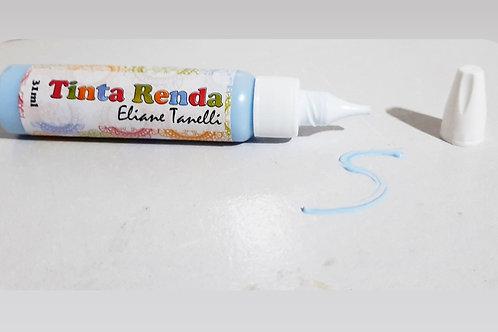 Unidade Tinta Renda  Azul Candy