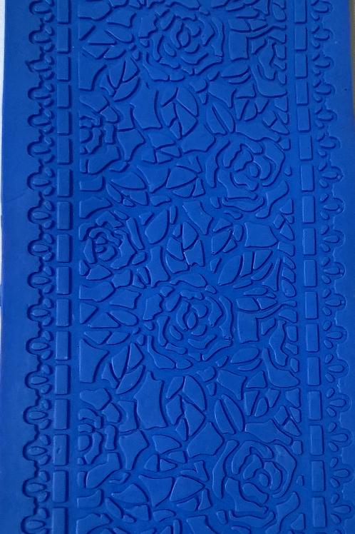 ref. 003- ROSAS G – medidas 37,5 x 8,5 cm