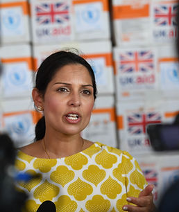 Dear Priti_ You Can't Always Wait for a 'Safe and Legal' Route When Your Country Is Thrown